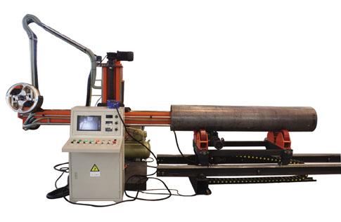 小筒体焊接专机